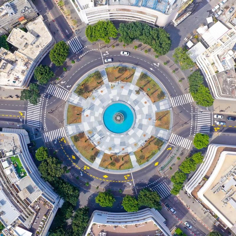 Fountain-kikar